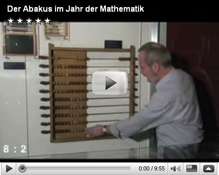 Mathe mit dem Abakus (Video)